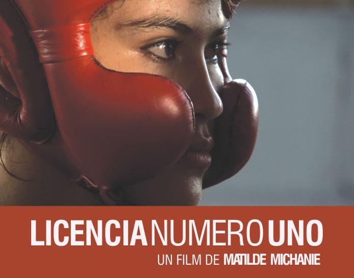 El afiche de la película.