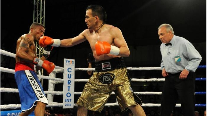 Narváez bailó a Pichardo y sueña con la revancha ante Inoue.