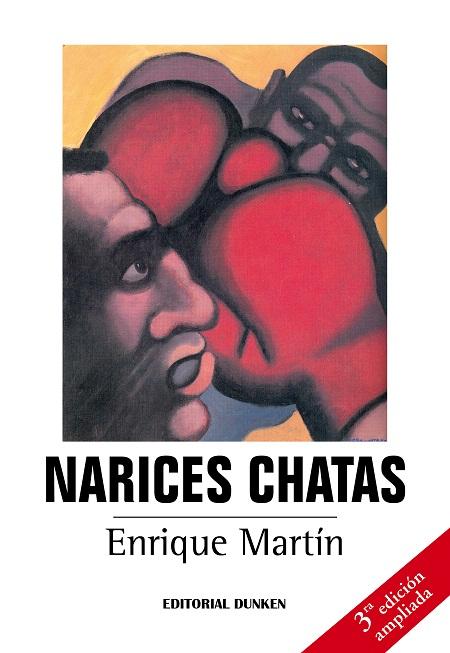 La portada de la gran obra de Quique Martín.