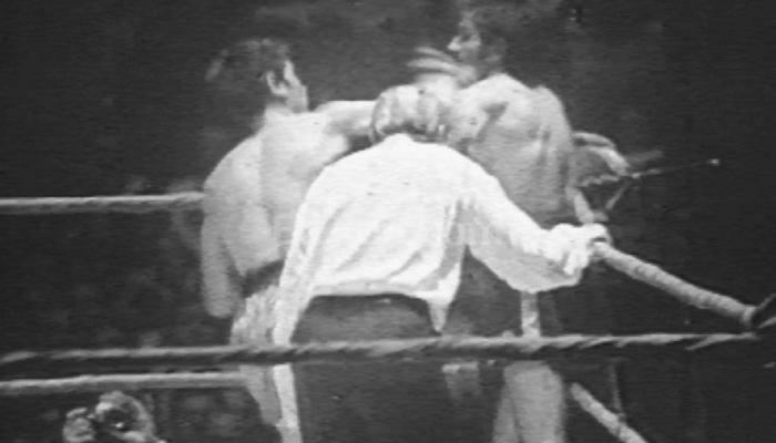 El golpe de KO. Monzón termina su obra en el 12º round,