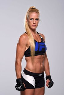 Holly Holm fue monarca welter AMB-CMB y gallo UFC.