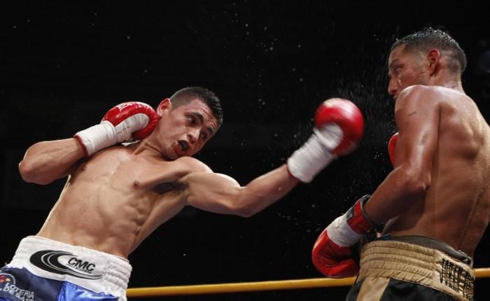 Fabian Maidana vs. Johan Perez